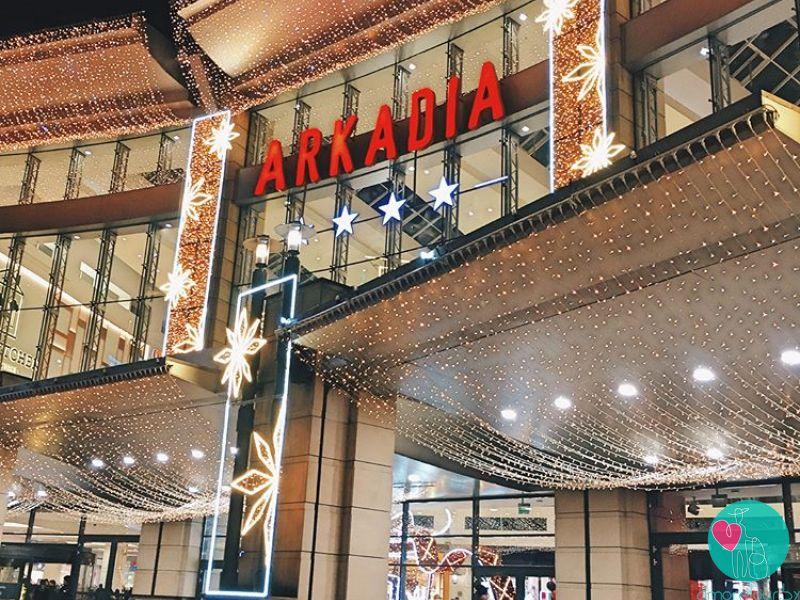 Торговый центр Аркадия Варшава