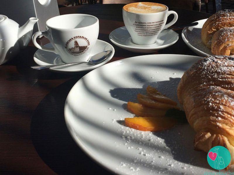 Кофе в Копальне кофе во Львове