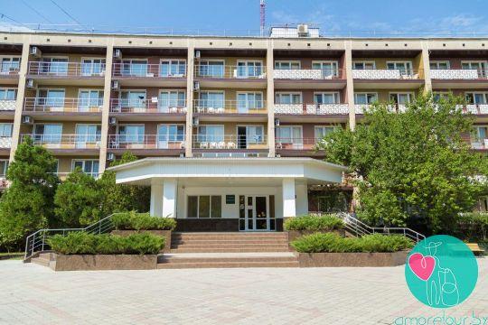 Отель Одесса Коблево