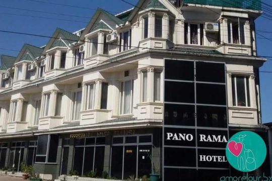 Отель Panorama 3* Батуми