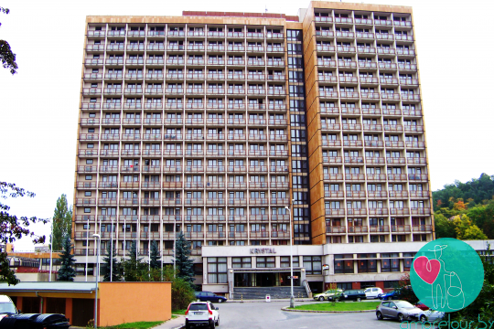 Отель Кристал Прага
