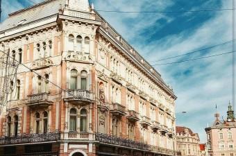 Отель Жорж Львов