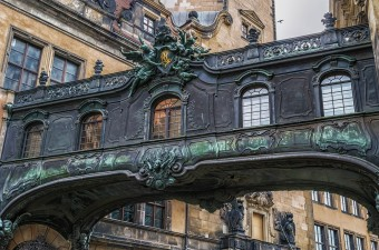 Архитектура в Дрездене