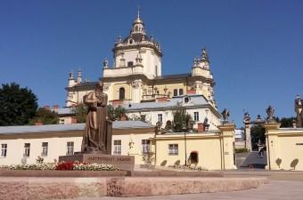 Собор святого Юра Львов