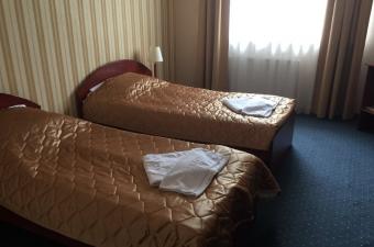Номер с двумя кроватями