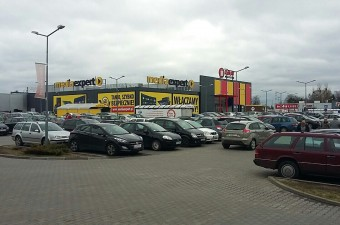 Оутлет в Белостоке