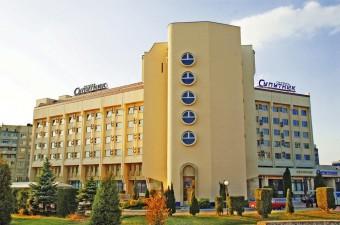 Гостиница Спутник Львов