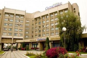 Отель Спутник во Львове
