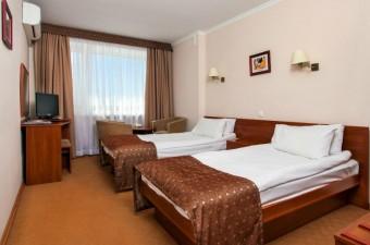 Номер в гостинице Спутник Львов