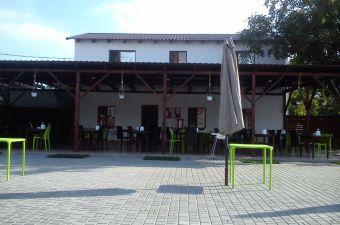 База отдыха Адажио Железный порт